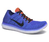 Free Rn Flyknit (Gs) Sneaker in blau