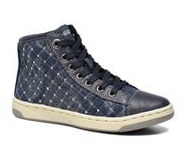 J Creamy B J54L5B Sneaker in blau