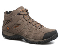 Redmond Mid Leather OmniTech Sportschuhe in braun