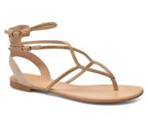 Hep Sandalen in beige