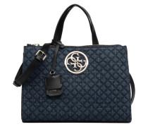 G Lux Status Satchel Handtaschen für Taschen in blau
