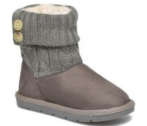 Charme Stiefeletten & Boots in grau