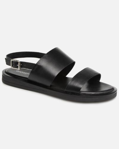 49036 Sandalen in schwarz