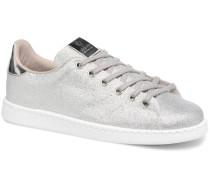 Deportivo Glitter Sneaker in grau