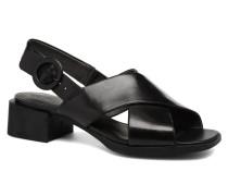 Kobo 1 Sandalen in schwarz
