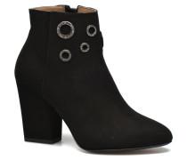 Bottine Strassée Stiefeletten & Boots in schwarz