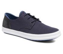 Chasis Sneaker in blau