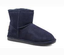 Flocon Stiefeletten & Boots in blau