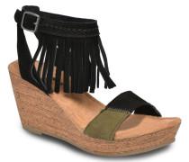 Poppy Sandalen in schwarz