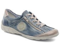 Quinn R3408 Sneaker in blau