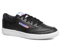 Club C 85 So Sneaker in schwarz