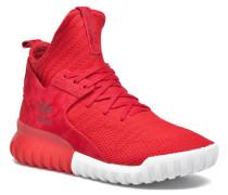 Tubular X Pk Sneaker in rot