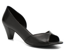 F93 614 Pumps in schwarz