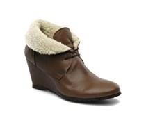 Mimia Stiefeletten & Boots in braun