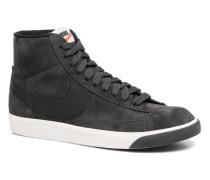 Wmns Blazer Mid Vntg Suede Sneaker in grau