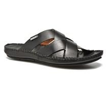 Tarifa 06J0015 Sandalen in schwarz