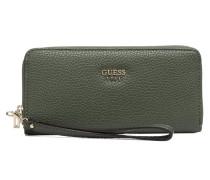 LARGE ZIP AROUNDinFOR Portemonnaies & Clutches für Taschen in grün