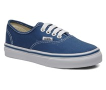 Authentic E Sneaker in blau