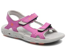 Childrens Techs Sandalen in rosa