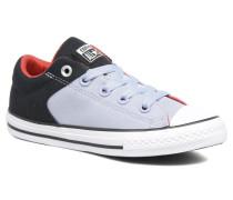 Chuck Taylor All Star High Street Sneaker in grau