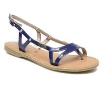 ISATIS E Sandalen in blau