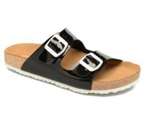 Waraji NE60 Sandalen in schwarz