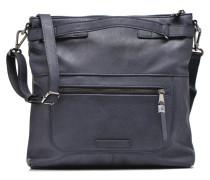 Fernanda Small Trotter Double porté Handtaschen für Taschen in blau
