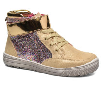 Rask Sneaker in goldinbronze