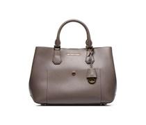 GREENWICH L Tote Handtaschen für Taschen in grau