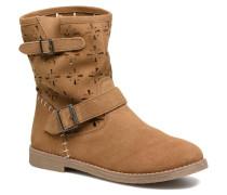 Naif Stiefeletten & Boots in braun