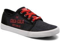 Trace Luca Sneaker in schwarz