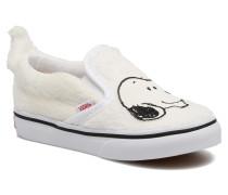 Classic SlipOn E Sneaker in weiß