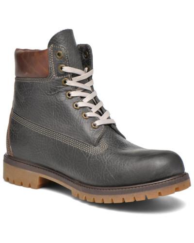6 inch premium boot Stiefeletten & Boots in grau