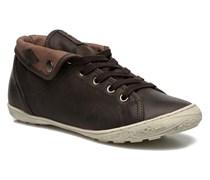 Gaetane CLP Sneaker in schwarz
