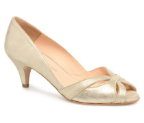 Encroisa Pumps in goldinbronze