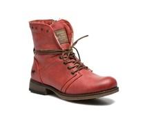 Bigz Stiefeletten & Boots in rot