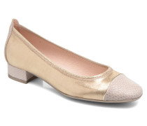 Marsell Ballerinas in goldinbronze