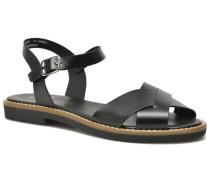 Jenica Sandalen in schwarz