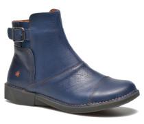 Bergen 917 Stiefeletten & Boots in blau