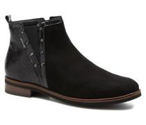 Paulita Stiefeletten & Boots in schwarz