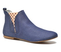 Sun flydots J Stiefeletten & Boots in blau