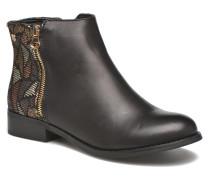 Patch46068 Stiefeletten & Boots in schwarz