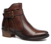 ZARAGOZA W9H8917 Stiefeletten & Boots in braun