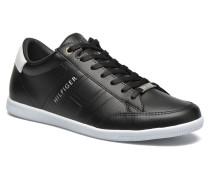 DENZEL 8A Sneaker in schwarz