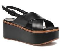 Flixm Sandalen in schwarz
