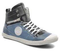 Banjou F Sneaker in blau