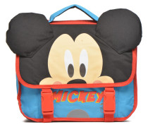 Mickey Cartable 35cm Schulzubehör für Taschen in blau