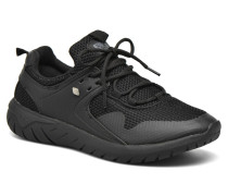 Fraction M Sneaker in schwarz