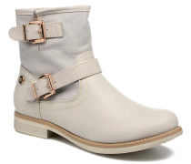 Ymza 33406 Stiefeletten & Boots in weiß