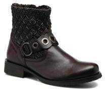 Alo Gala Stiefeletten & Boots in lila
